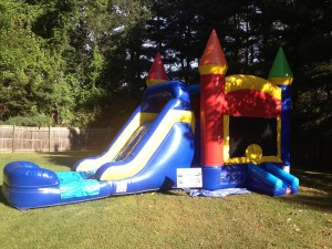 combo bounce house rental in springfield ma